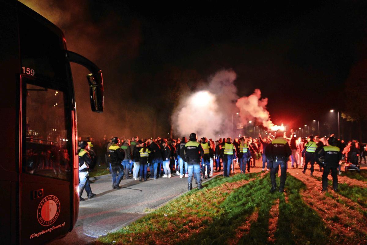 Een reconstructie van Feyenoords vrijeval