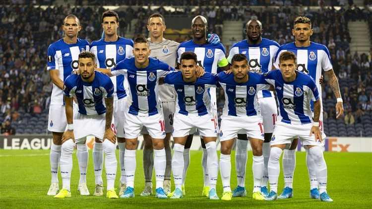 O momento atual – FCPorto