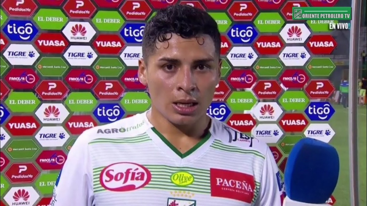 Daniel Rojas – OrientePetrolero